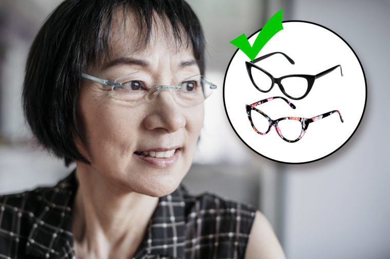 do and don't. style mistakes. don't wear boring, ugly drugstore glasses.