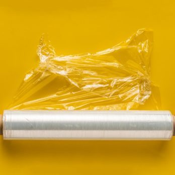 Why You Shouldn't Keep Plastic Wrap in a Drawer