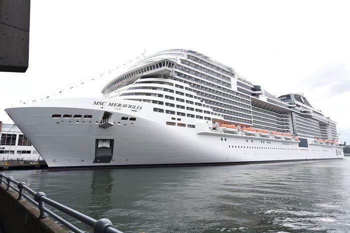 MSC cruises 81 night cruise