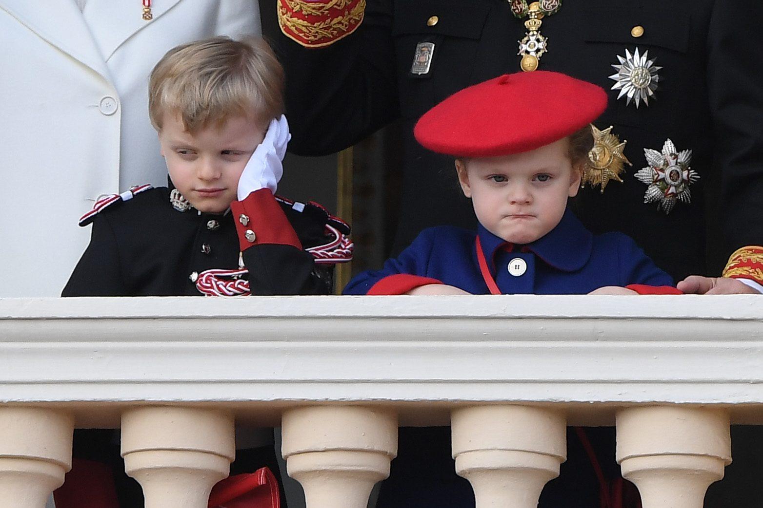 Prince Jacques of Monaco and Princess Gabriela of Monaco