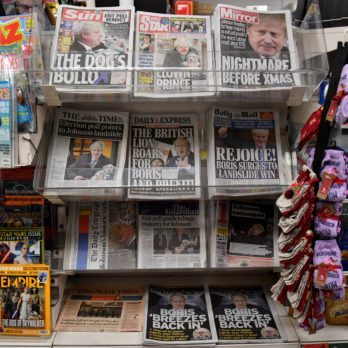 Here's Why British Tabloids Are More Extreme Than American Tabloids