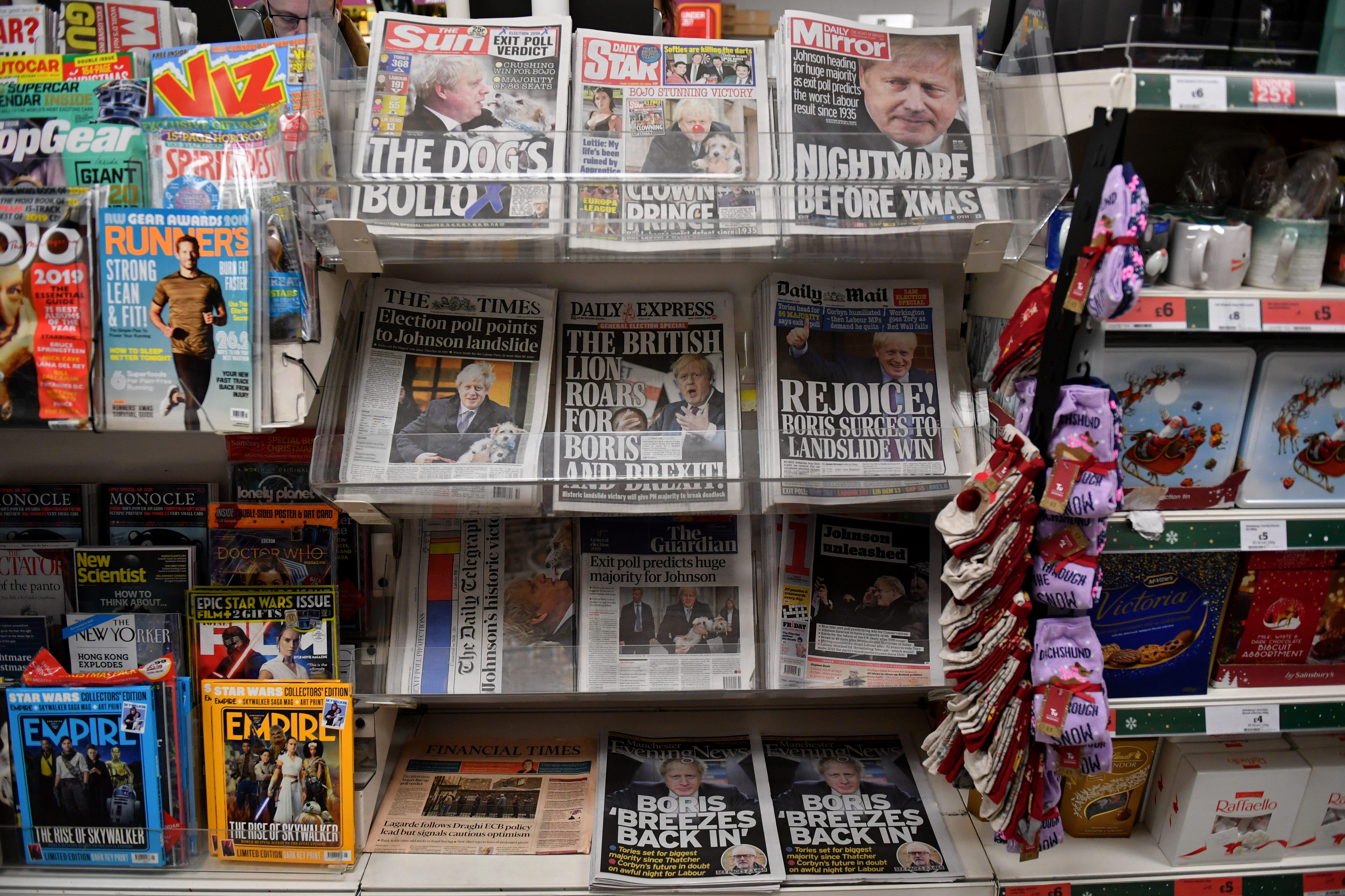 british newspaper