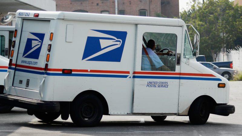 U.S. Postal service employee
