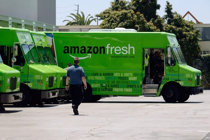 amazon fresh grocery