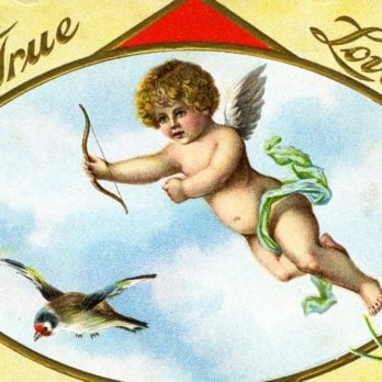 Why Is Cupid the Symbol of Valentine's Day?