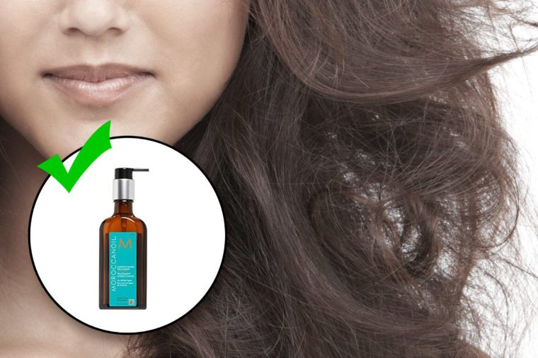 do and don't. style mistakes. moisturize your hair.