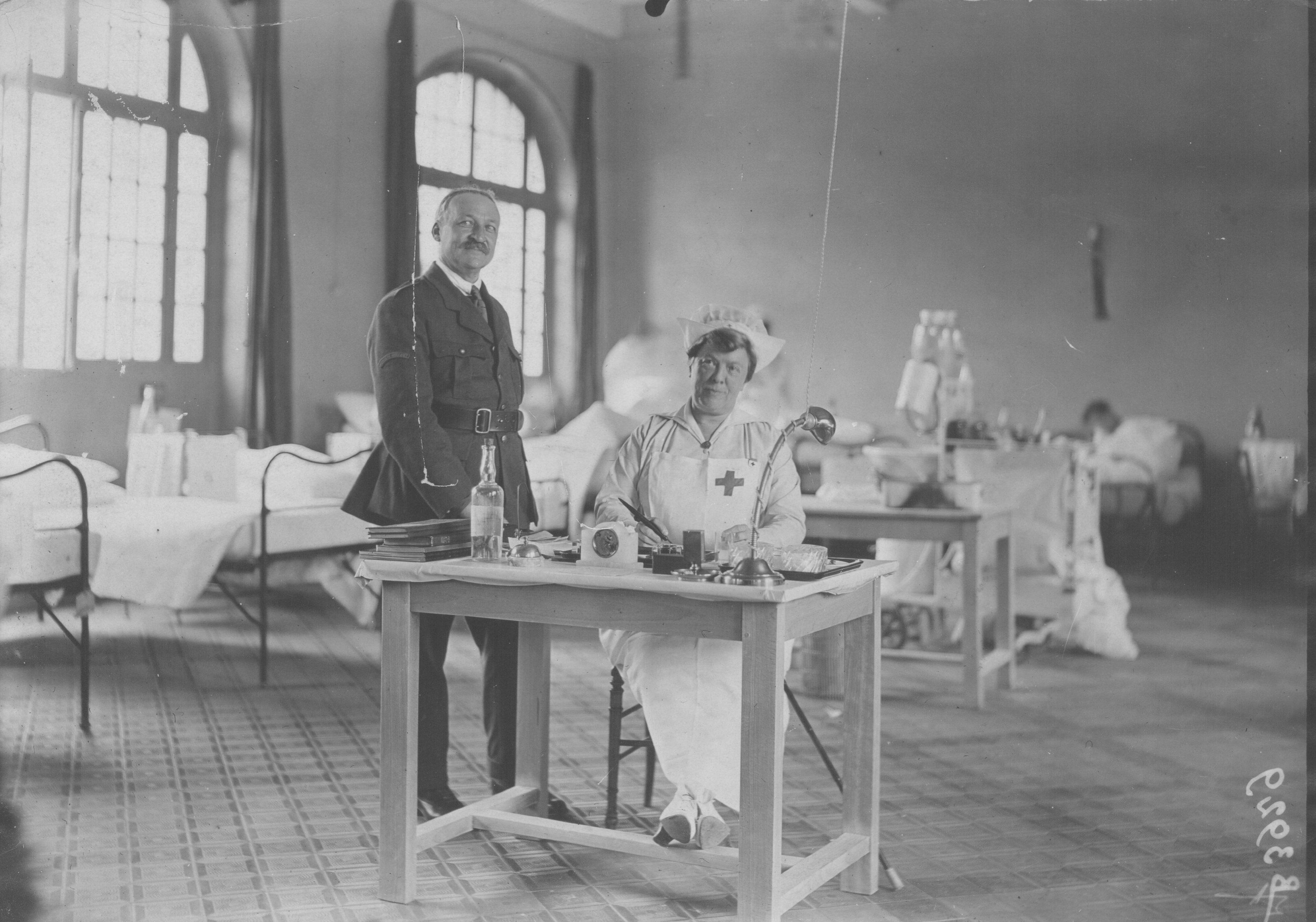 military nurse