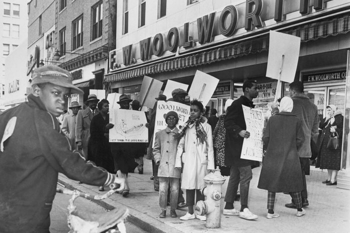 woolworths north carolina civil rights
