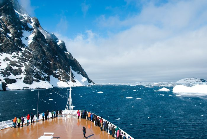 cold cruise vacation
