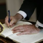 What Presidents' Handwriting Reveals About Them