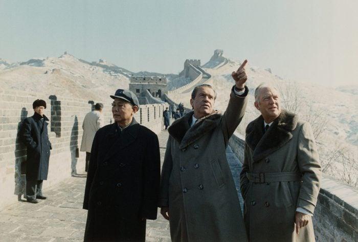 President Nixon in China