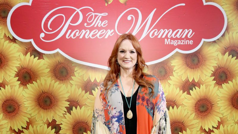 Ree Drummond The Pioneer Woman