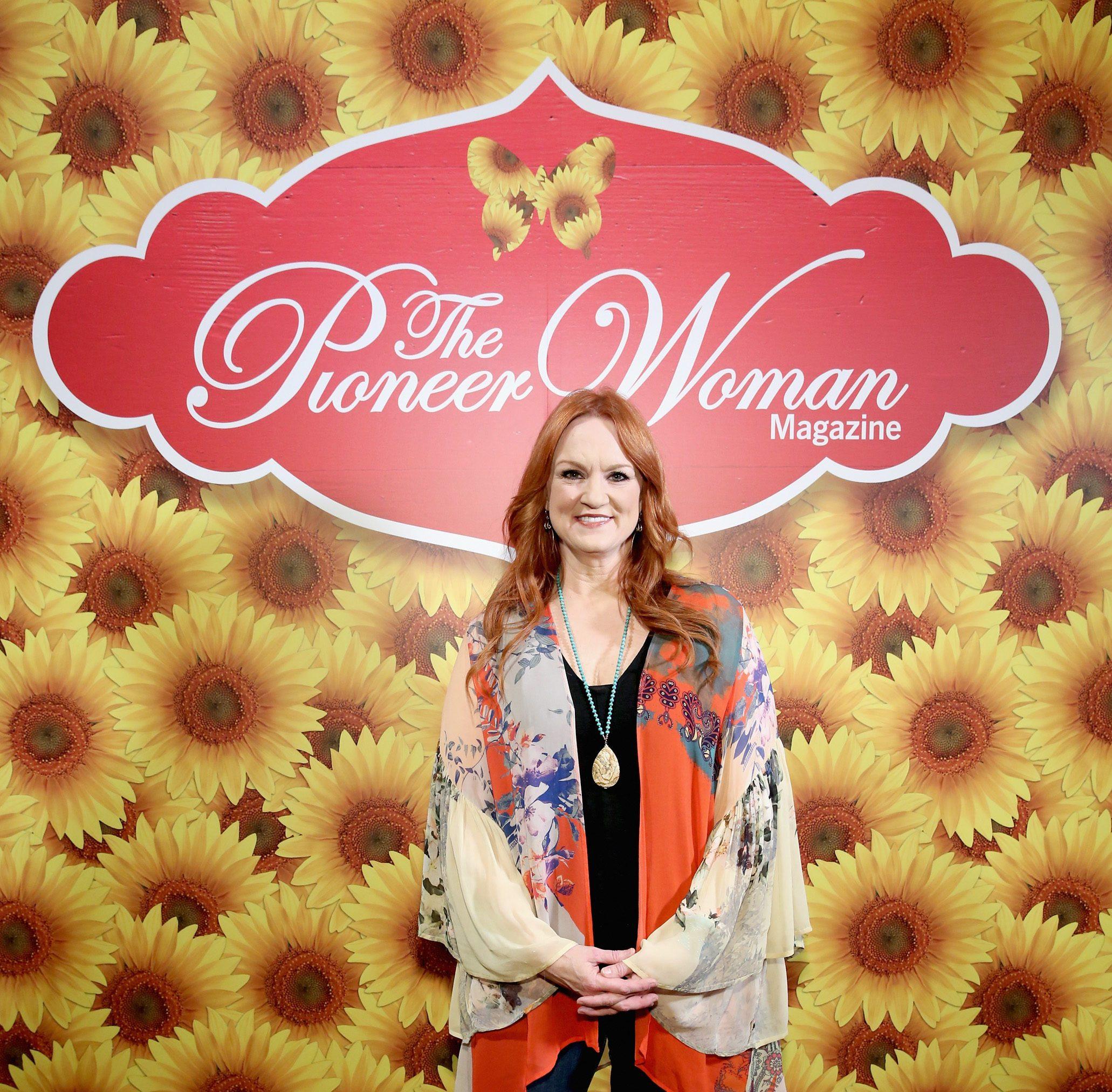 Ree Drummond The Pioneer Woman