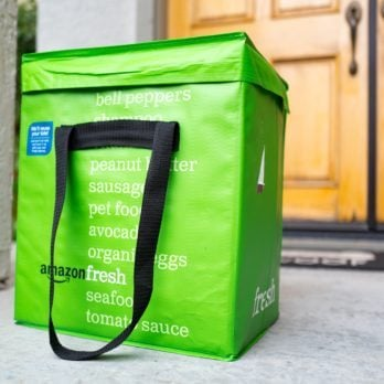 Amazon's Fastest Grocery Delivery Arrived in Just 13 Minutes