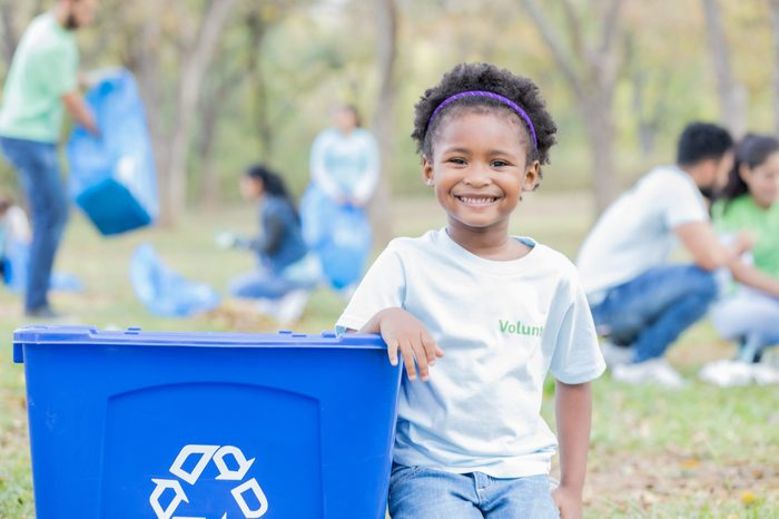 recycle community clean up