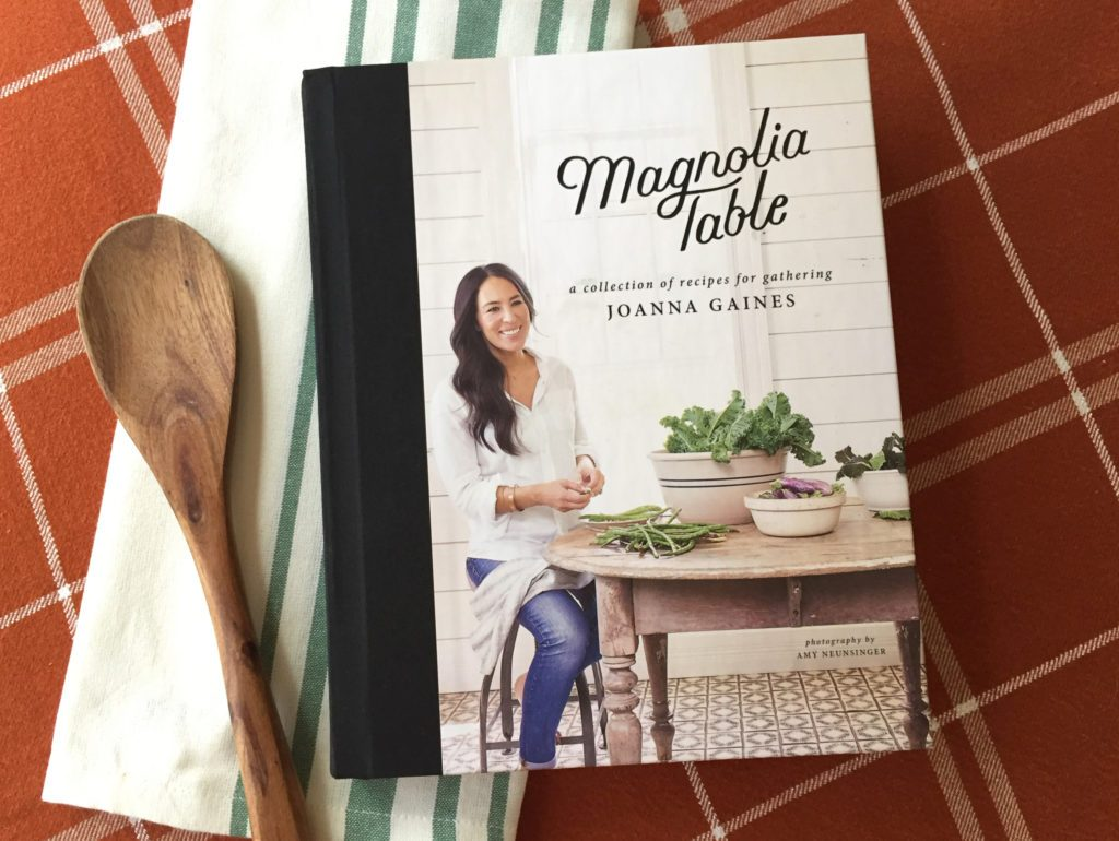 Magnolia Table by Joanna Gaines