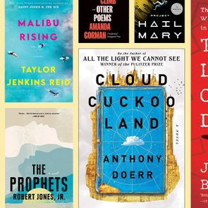 Grid of book covers from this list