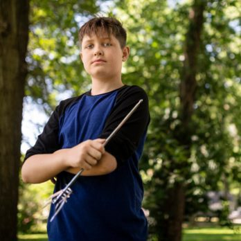 After a Skewer Impaled This Young Boy in the Face, Doctors Didn't Know How He Was Still Alive