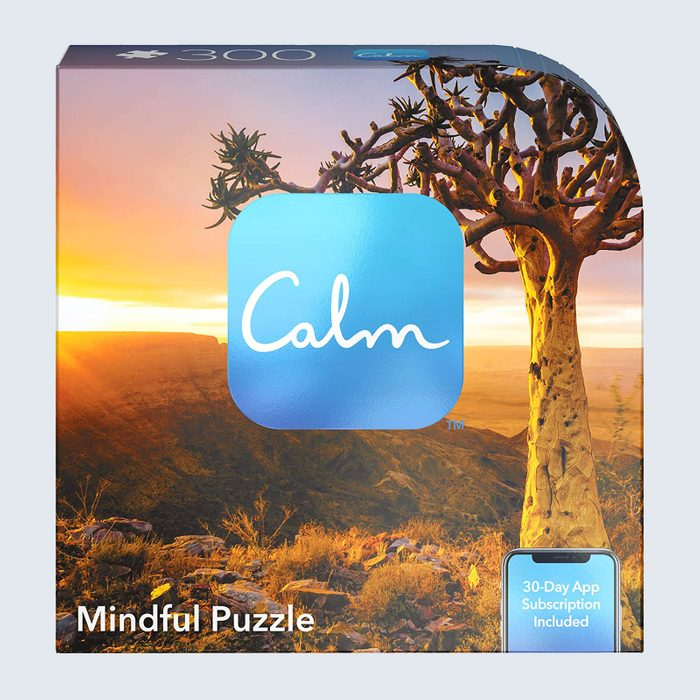 For the overworked: Calm Puzzle