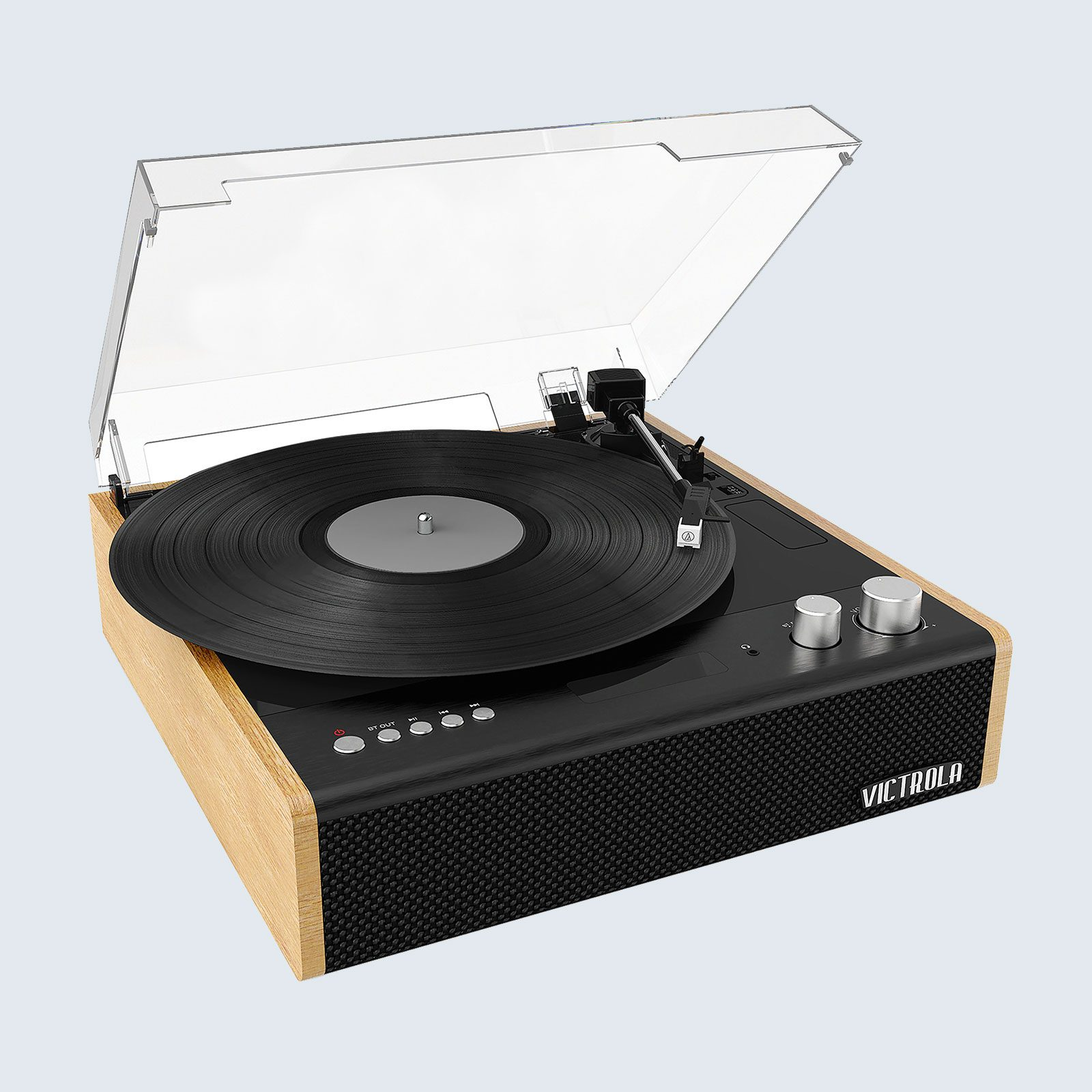 For music lovers: Victrola Eastwood Bluetooth Turntable