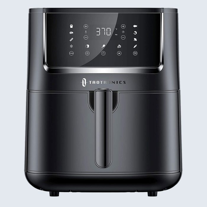 For the healthy eater: TaoTronics Air Fryer