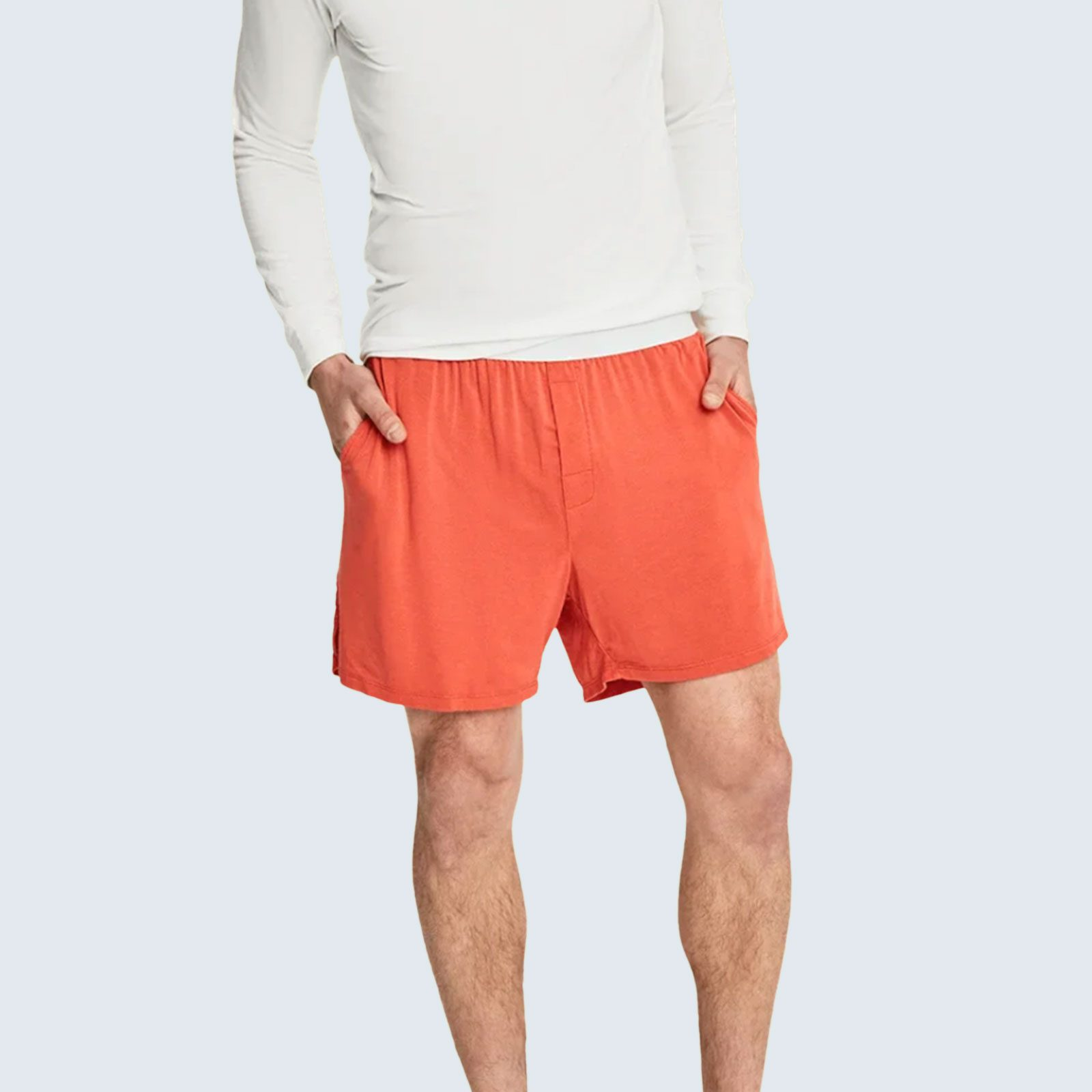 For more comfortable lounging: Jambys Shorts
