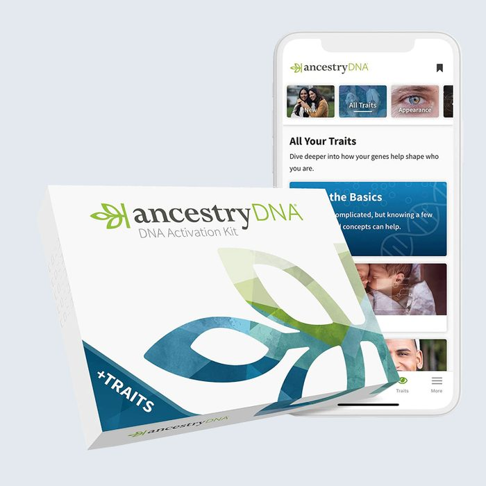 For the always curious: AncestryDNA Activation Kit