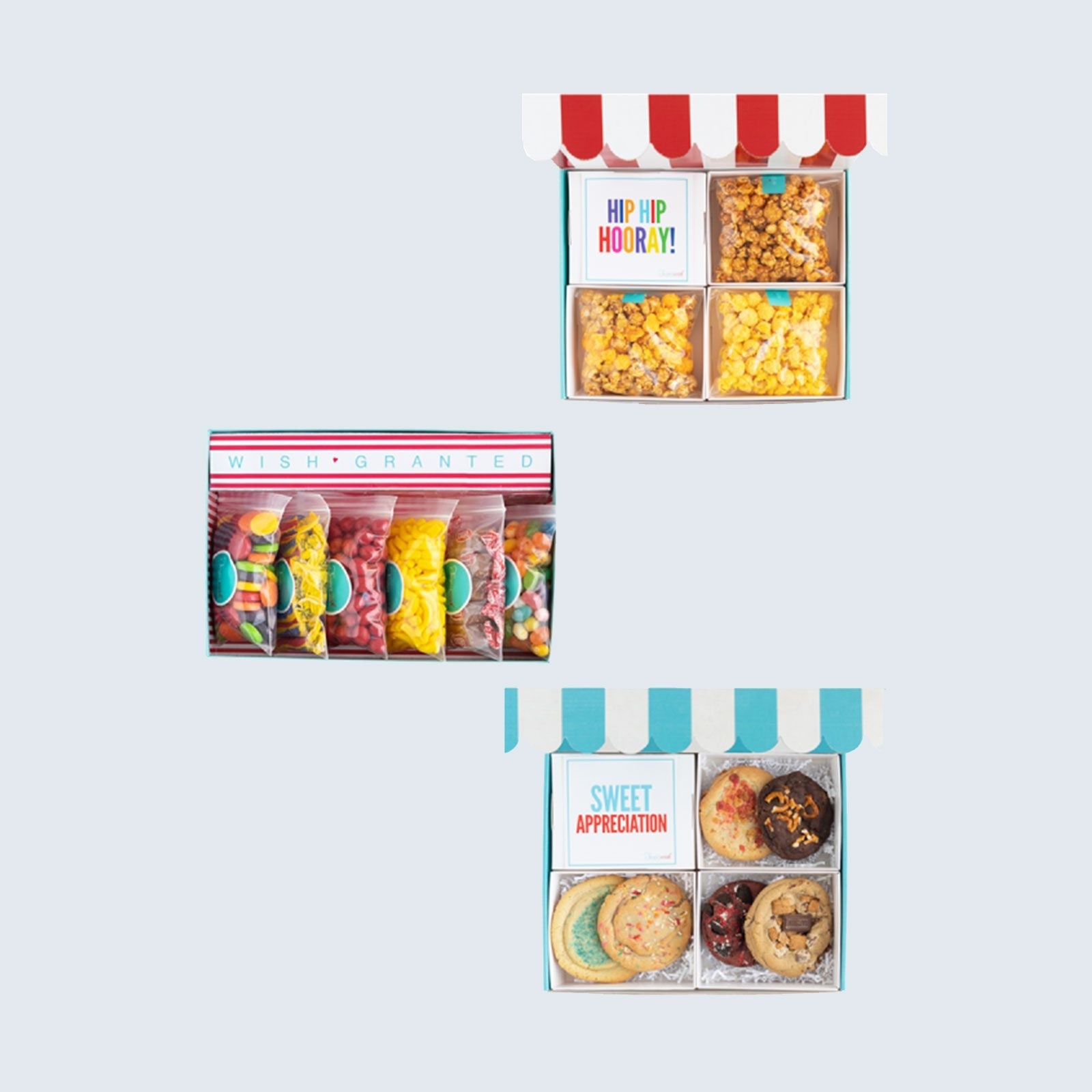 For the man with a serious sweet tooth: The Sugarwish Select
