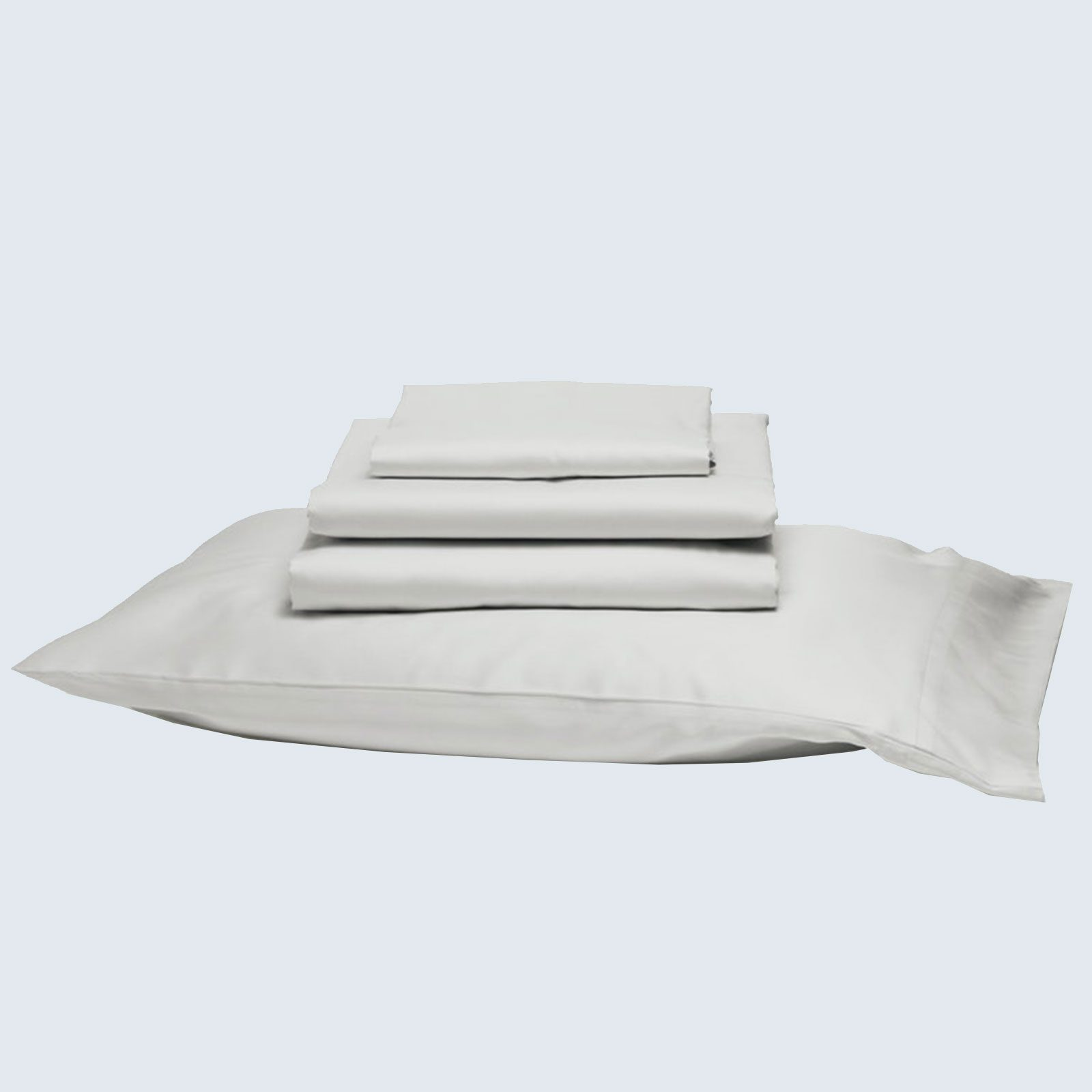 For the guy who misses hotels: Haven Luxury Sateen Sheets