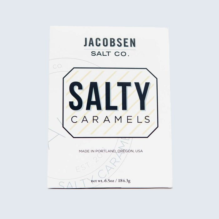 For the one who likes balance: Jacobsen Salt Co. Salty Caramels