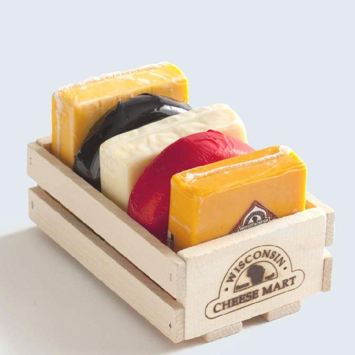 Wisconsin Cheese Nibbler Crate