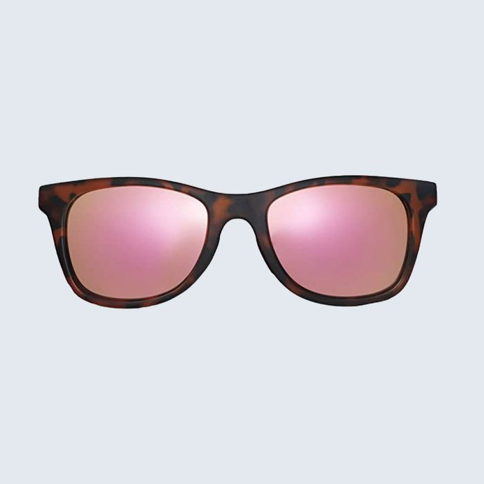 For the one who sees the world through rose-colored glasses: Rheos Waders Floating Polarized Sunglasses