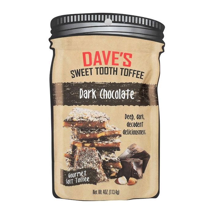 For the candy connoisseur: Dave's Sweet Tooth Toffee