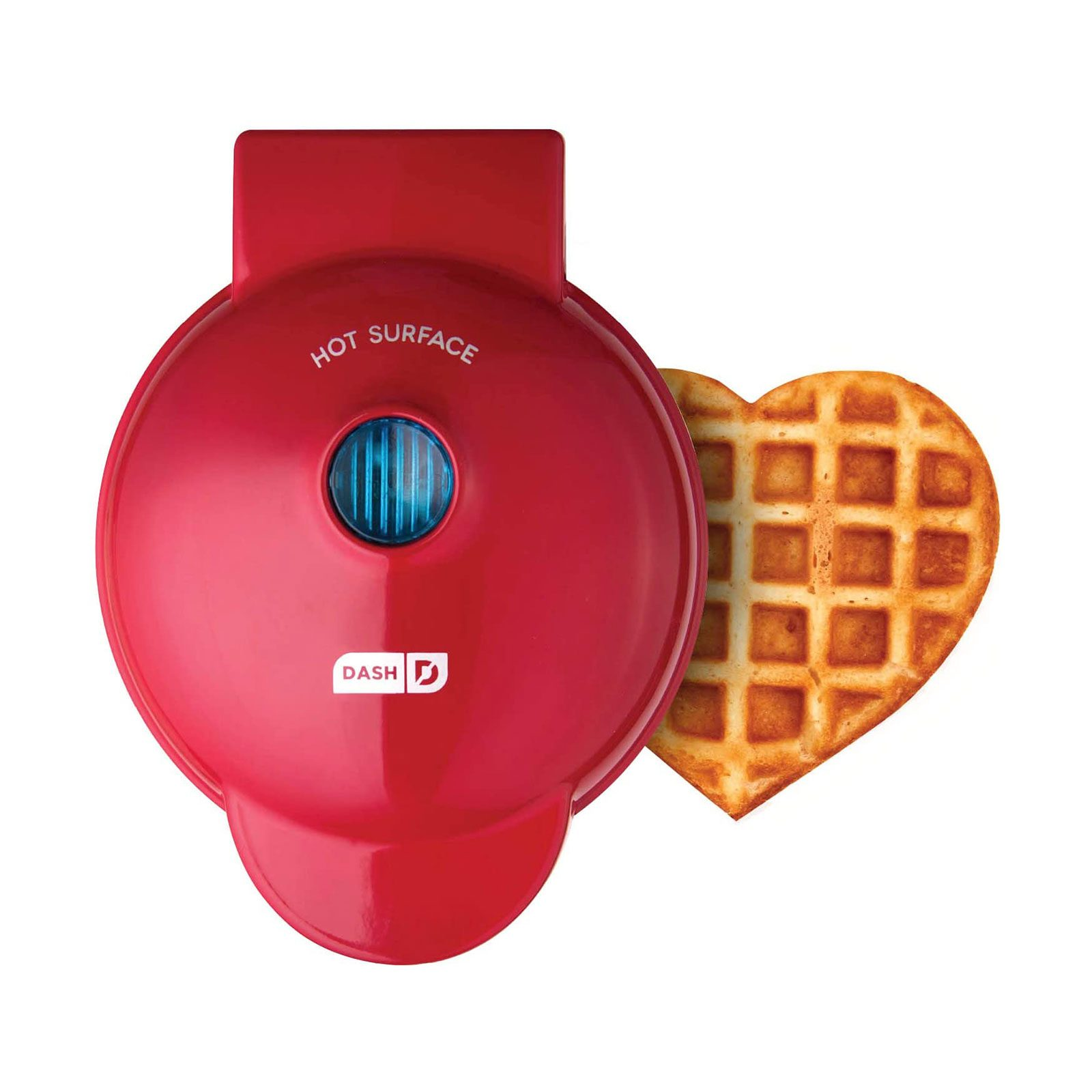For your brunch buddy:Dash Mini Waffle Maker