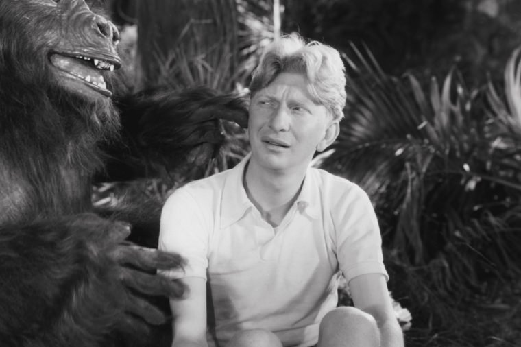 Sterling Holloway in Bring 'Em Back Alive - 1935