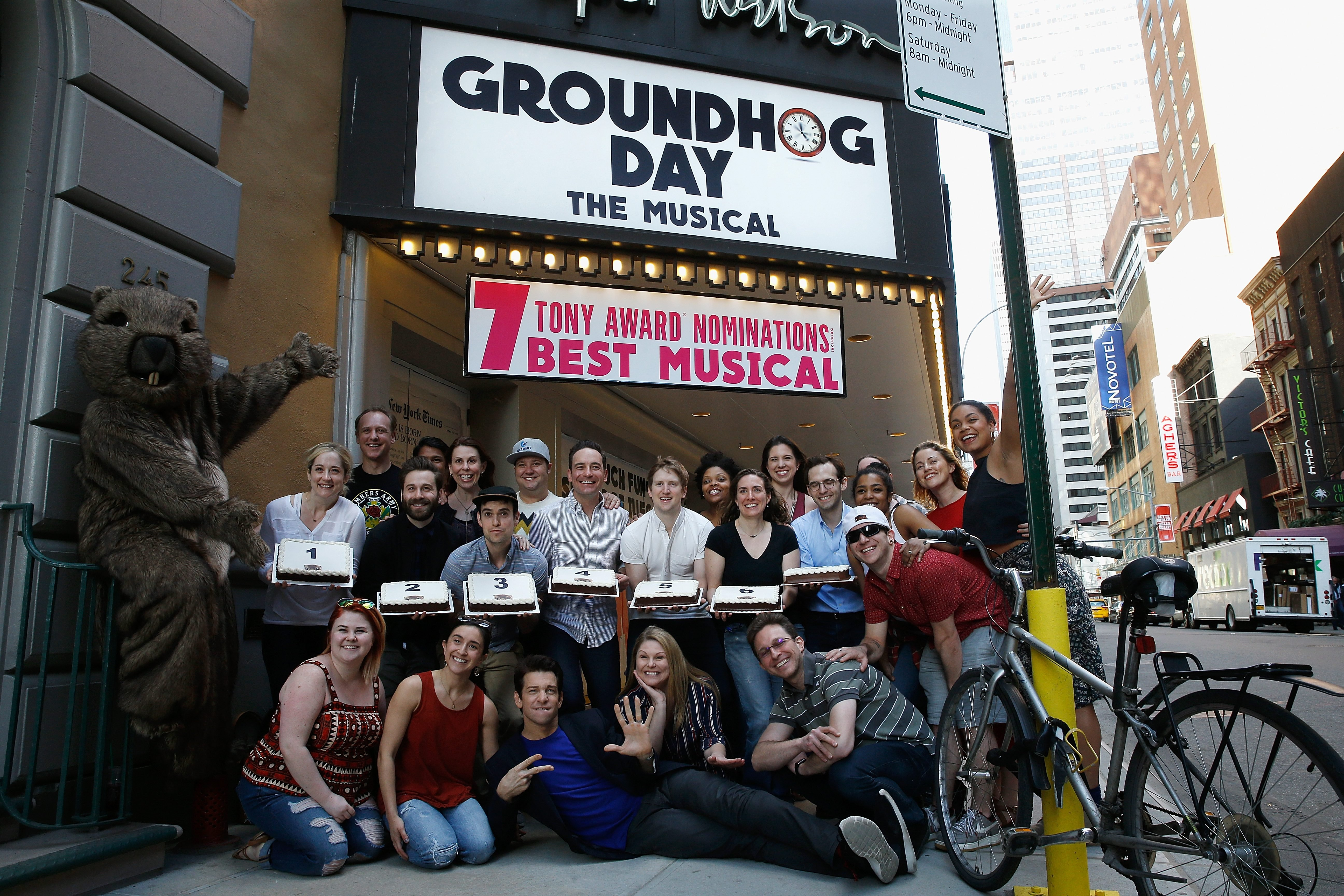 groundhog day the muscal
