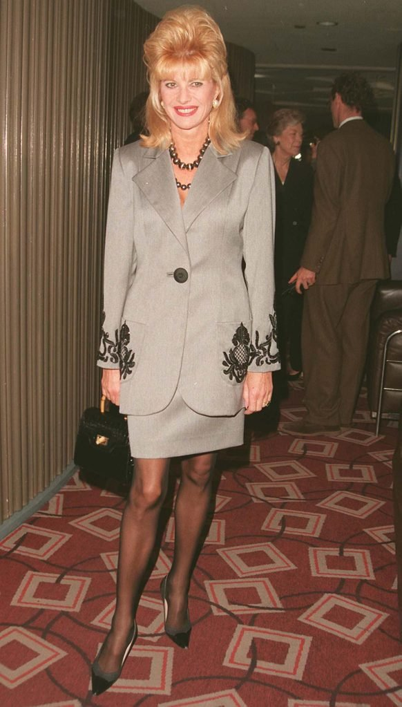 IVANA TRUMP CITY MEALS ON WHEELS 11TH ANNUAL POWER LUNCH FOR WOMEN, AMERICA - 1997