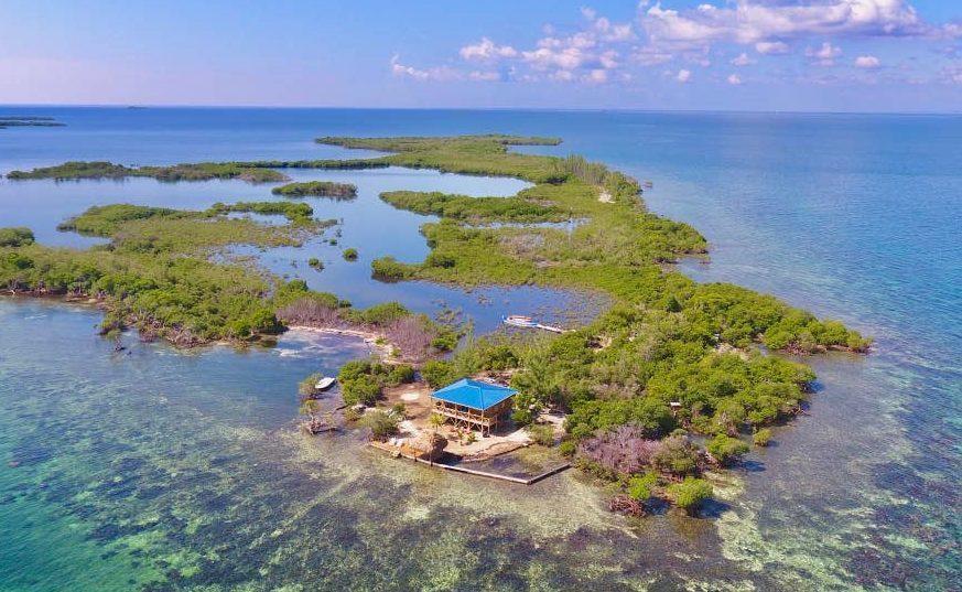 private island placencia