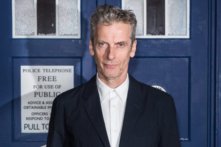 Peter Capaldi Doctor Who 'The Husband's of River Song' Screening, BFI Southbank, London, Britain - 16 Dec 2015