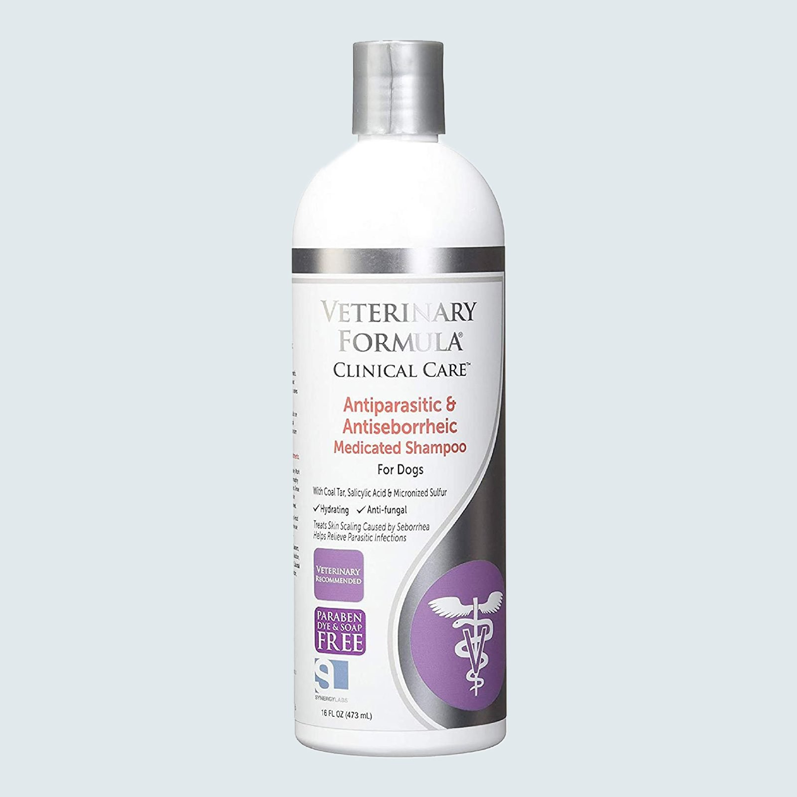 Veterinary Formula Clinical Care Antiparasitic & Antiseborrheic Medicated Shampoo