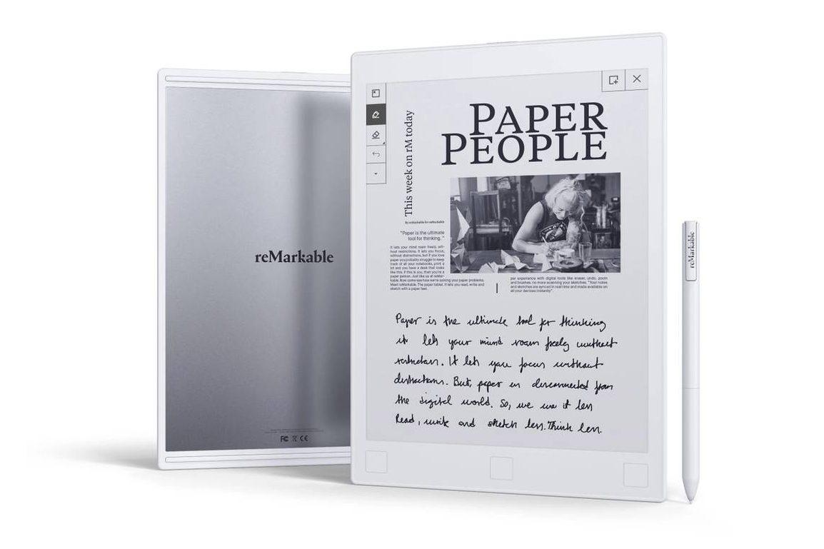 paper tablet