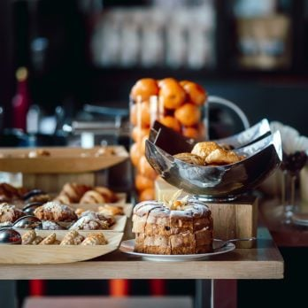 11 Hotels That Serve Free Food All Day