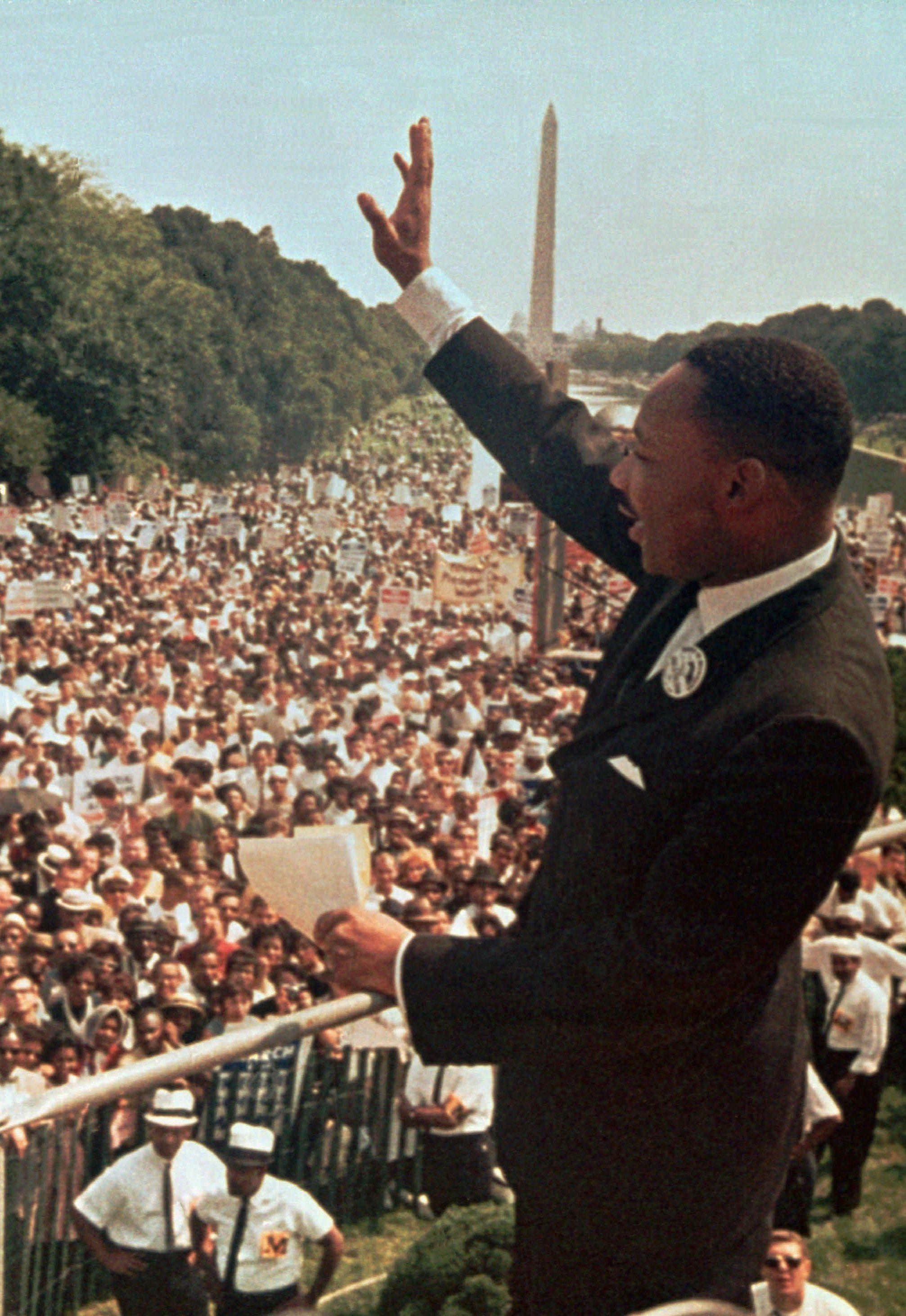 i have a dream speech MLK