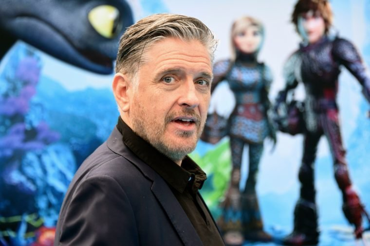 """Craig Ferguson attends the premiere of """"How to Train Your Dragon: The Hidden World"""" at the Regency Village Theatre, in Los Angeles, USA - 09 Feb 2019"""