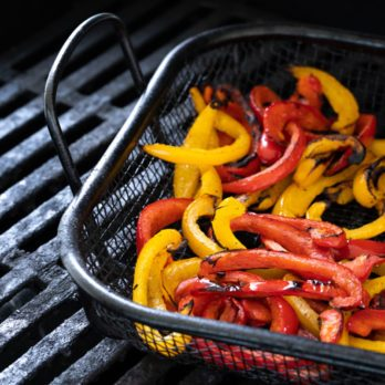 If You Haven't Roasted Peppers Before, This Might Make You Start