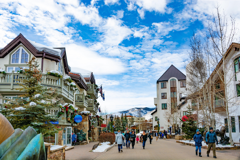 vail ski town