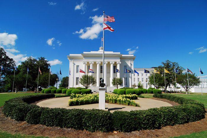 Alabama State Capitol Building / Star of Alabama