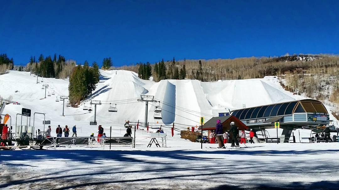 skii resort