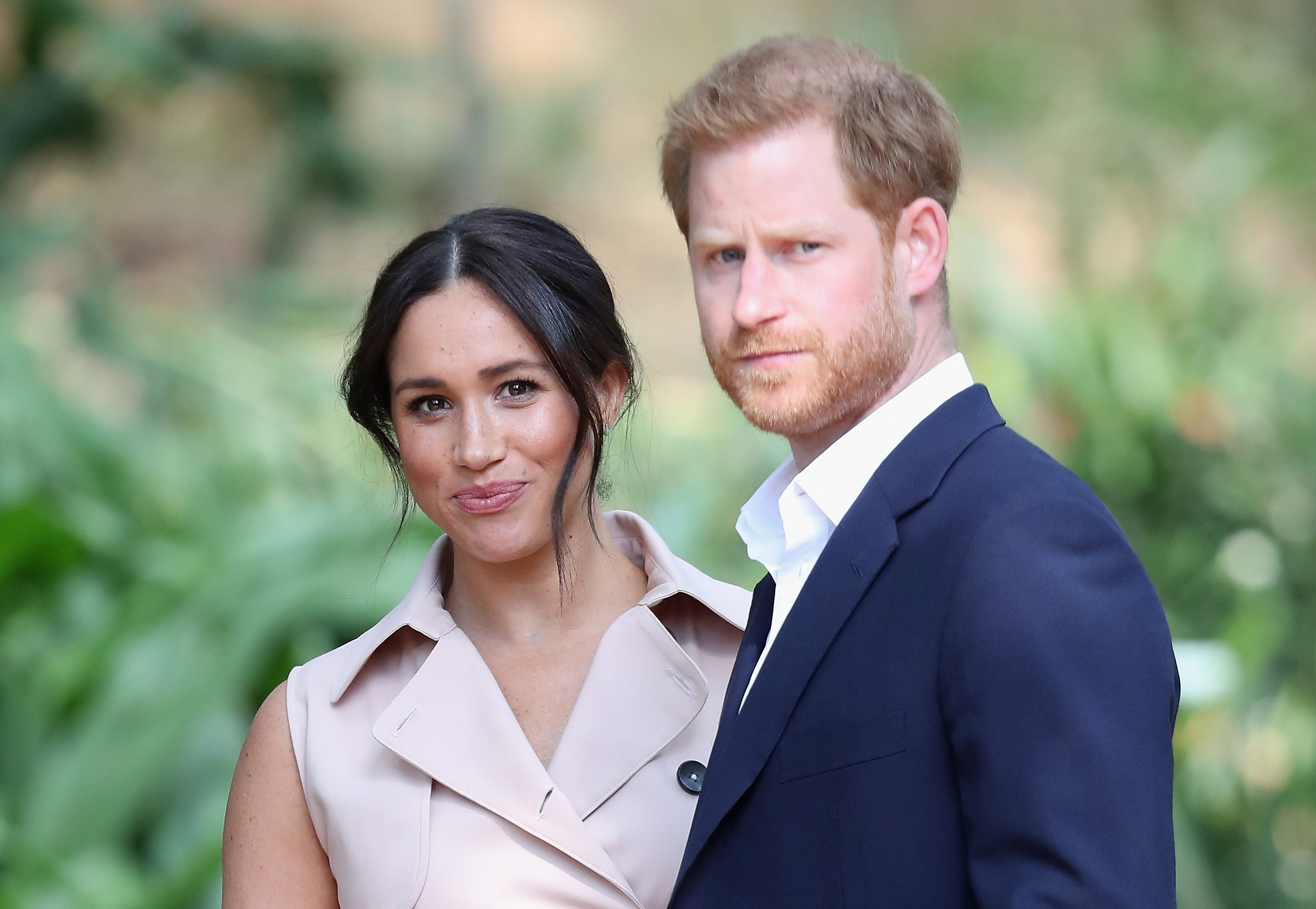 Harry, Duke of Sussex and Meghan, Duchess of Sussex