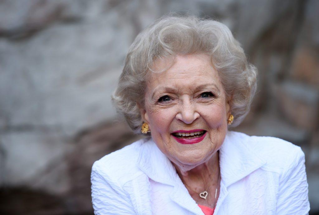 Betty White June 20, 2015